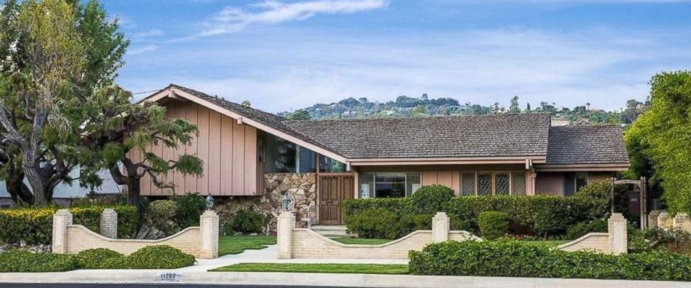 "PHOTO: The groovy home of ""The Brady Bunch"" television show is for sale in California for $1,885,000."