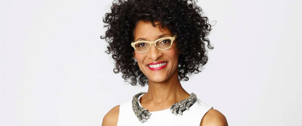 "PHOTO: Celebrity chef Carla Hall from ""The Chew"" on ABC television network."