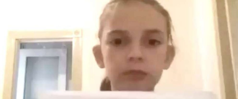 PHOTO: On April 4, Jenn Slater of Duryea, Pennsylvania, shared the video of her 10-year-old daughter, Cassidy, on her Facebook page.