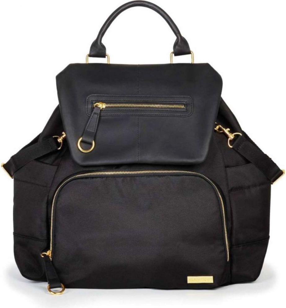 PHOTO: Skip Hop Chelsea Diaper Bag Backpack.