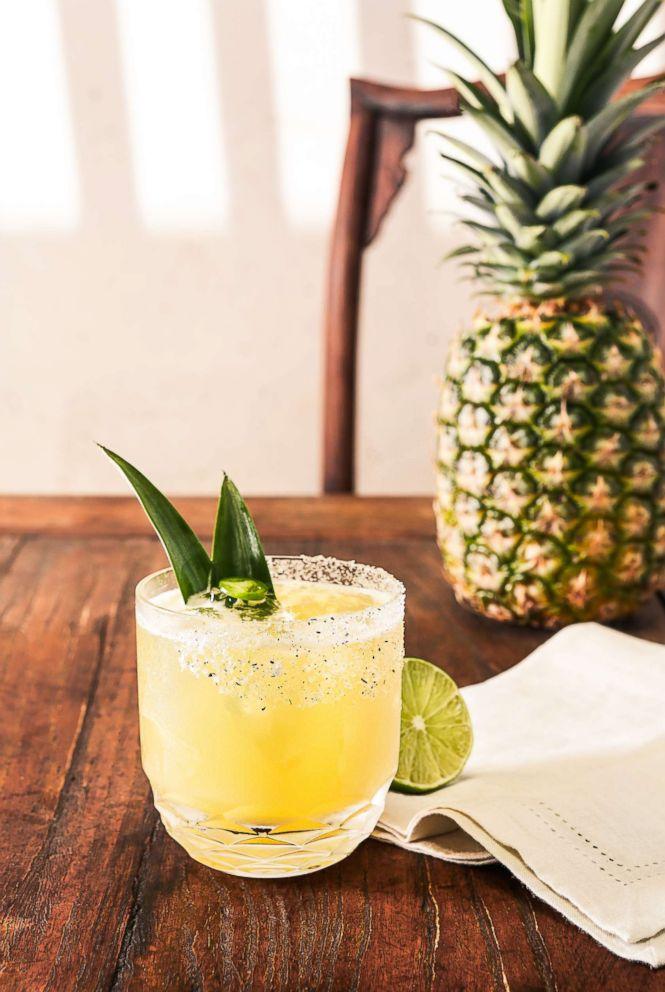 PHOTO: A Cinco de Mayo cocktail, the Pineapple Cilantro Margarita.