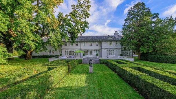 Jackie O's Childhood Hamptons Estate for Sale
