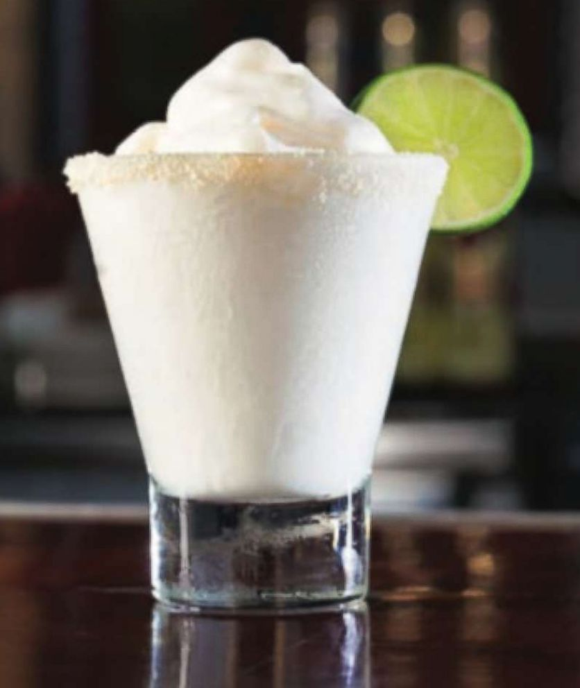 PHOTO: Try a frozen coconut margarita for Cinco de Mayo.
