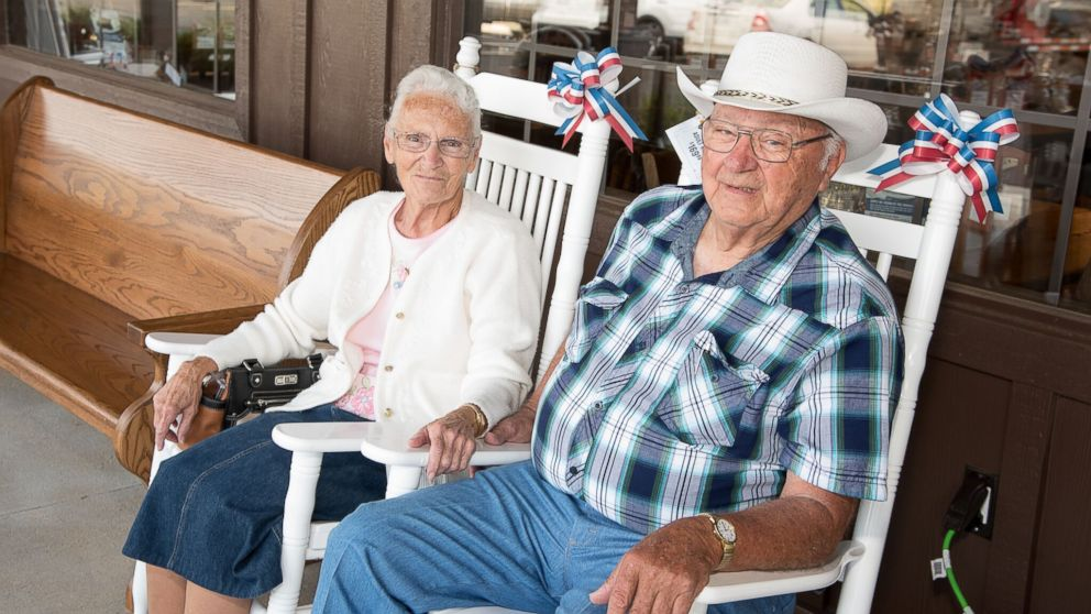 Ray and Wilma Yoder, of Goshen, Indiana, have visited nearly every Cracker Barrel Old Country Store location across the U.S.
