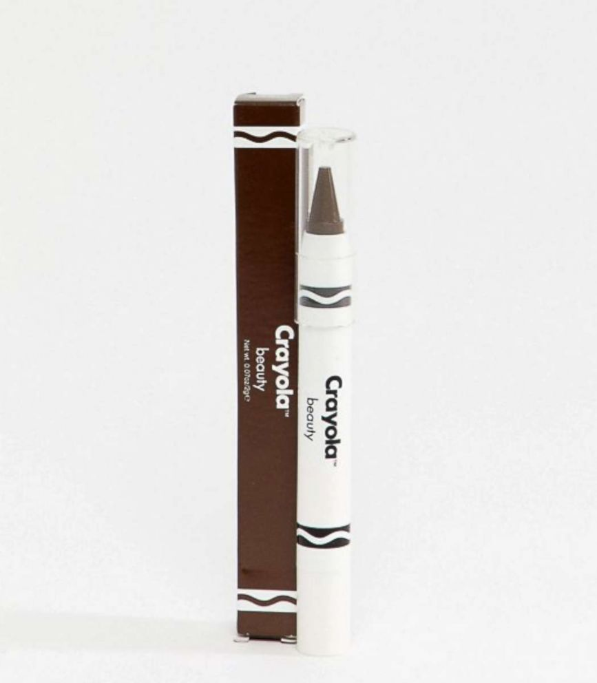 PHOTO: This Dark Chocolate Crayola Face Crayon retails for $14.50.