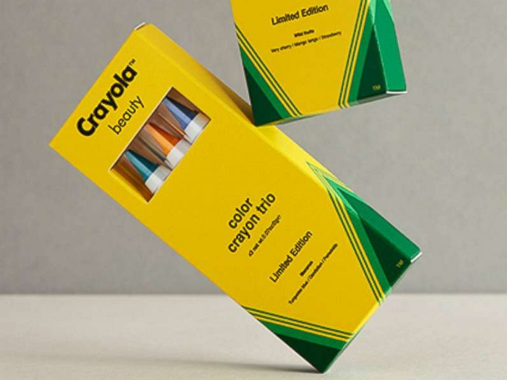 Crayola released a makeup line and it is everything we\'ve been ...