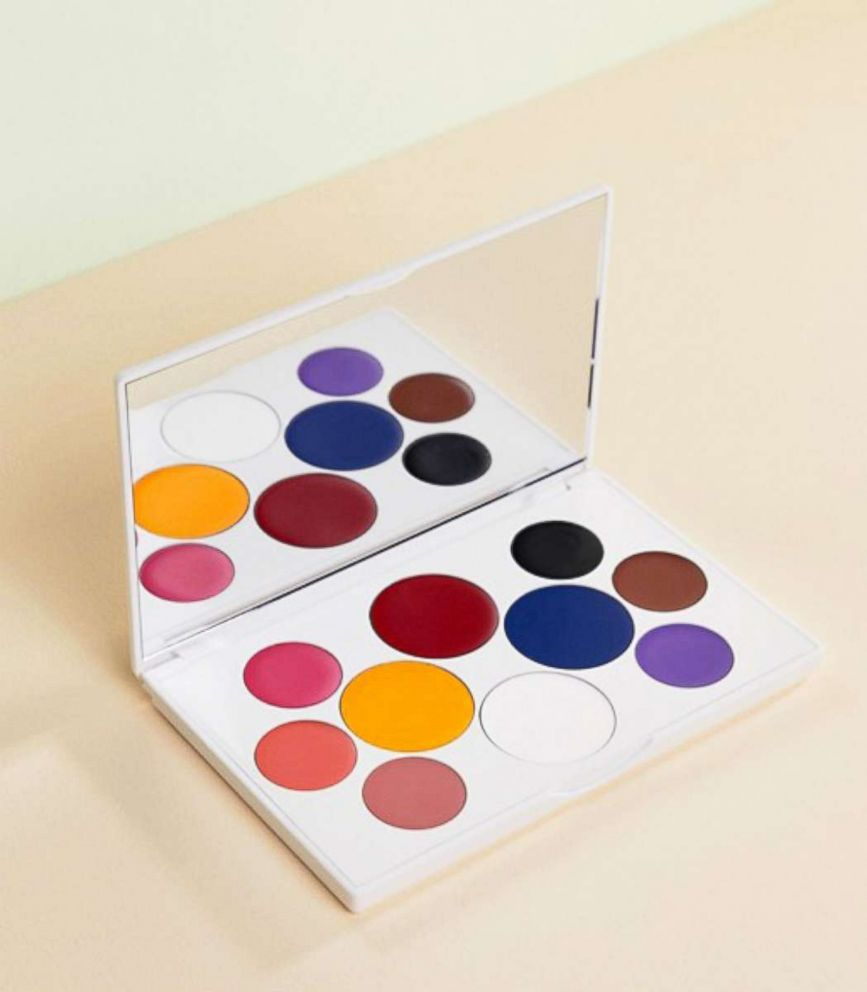 PHOTO: This Crayola Customisable Lip Palette retails for $35.00.
