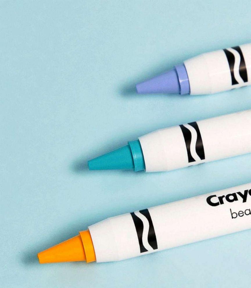 who invented crayola crayons