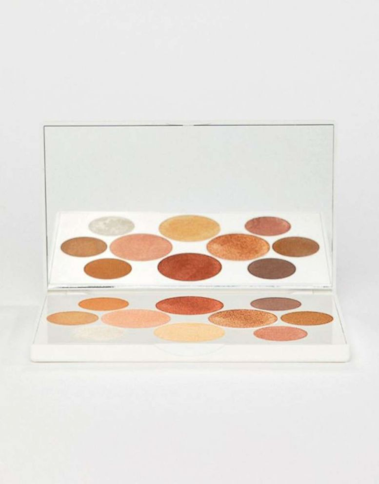 PHOTO: This Crayola Eyeshadow Palette in warm nude tones retails for $29.00.