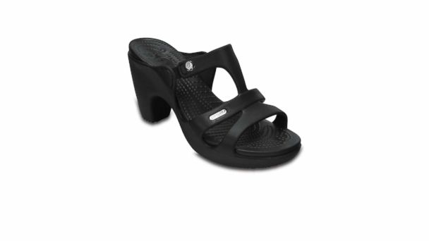 423f6f06eb3b We need to talk about these high-heeled Crocs that are already sold ...