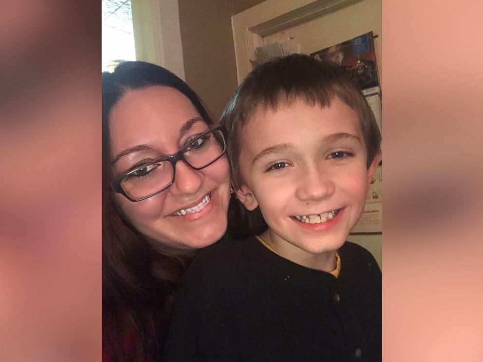 PHOTO: People are sending Robbie Ecuyer, 9, pictures of single and double rainbows from across the globe after his aunt, Crystal Skawinski, put out a call for them on her Facebook page.