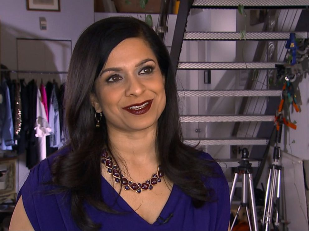 PHOTO: Smart Dating Academy founder Bela Gandhi shares her tips for online dating.