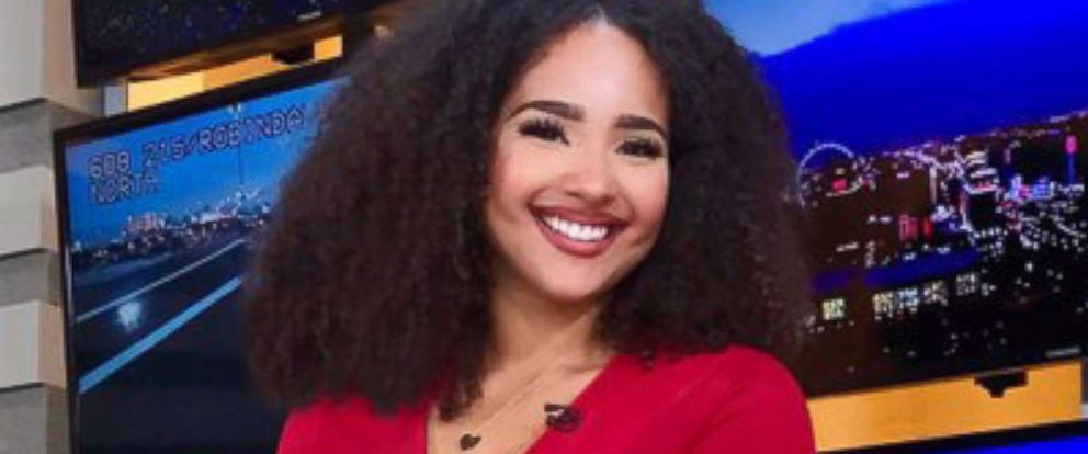 PHOTO: WFAA traffic reporter Demetria Obilor is pictured in this Twitter profile photo.