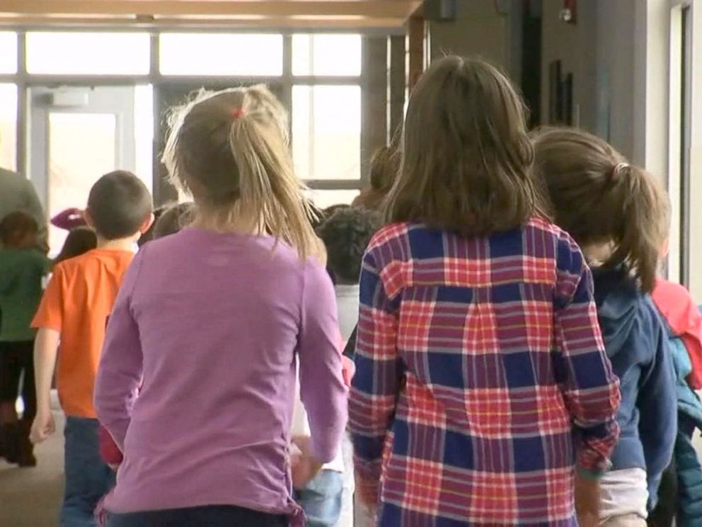 PHOTO: Beginning in the next school year, the students of 27J school district in Colorado district may only be attending class four days a week instead of five.