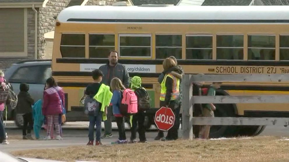 Colorado school district switching to a four-day school week