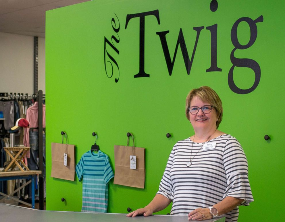 PHOTO: Dianne Weed is the founder of The Twig.