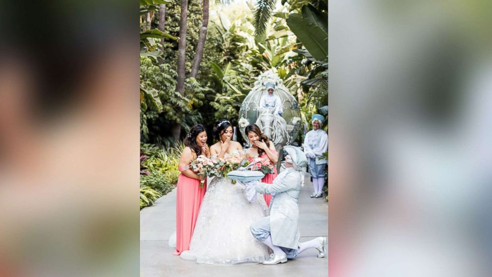 Sarah Kabiling and Gilbert Hernandez tied the knot on Sept. 8, 2017, with a lavish Fairytale Wedding at Disneyland.