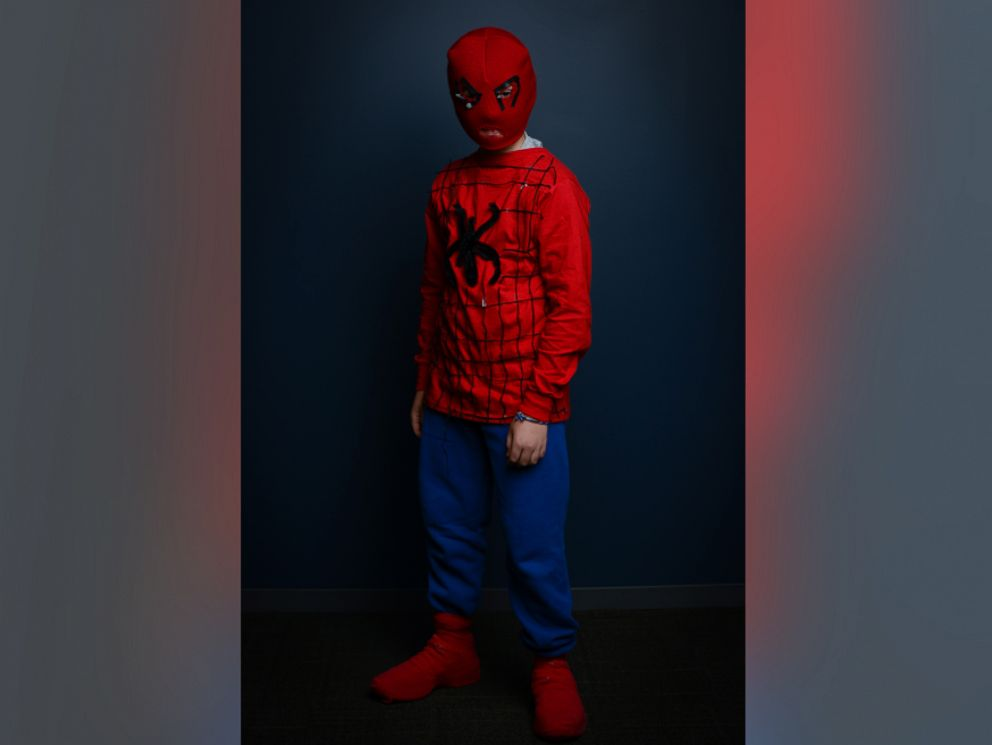 ab6803c63ff81 How to make last-minute superhero costumes for children - ABC News