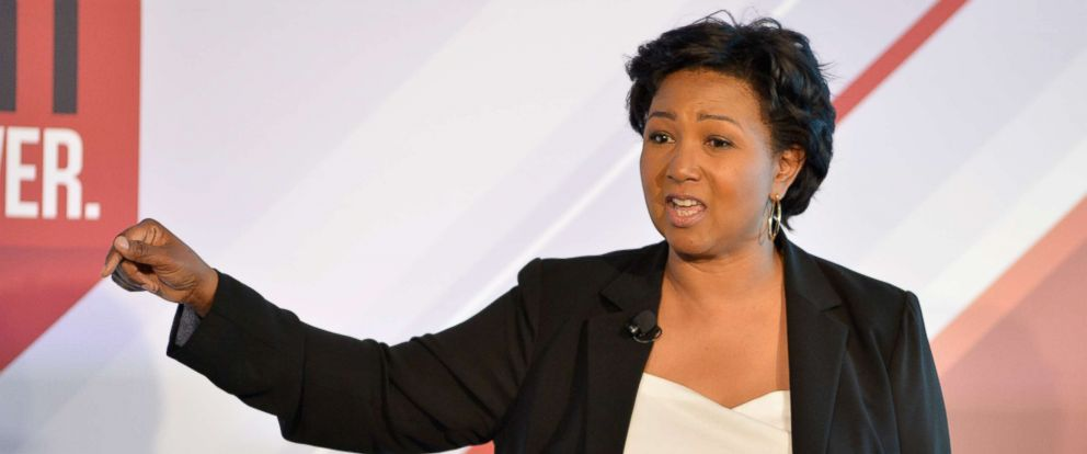 PHOTO: In this file photo, Physician and NASA astronaut Mae Jemison speaks onstage during the 2016 Forbes Womens Summit at Pier Sixty at Chelsea Piers, May 12, 2016, in New York City.
