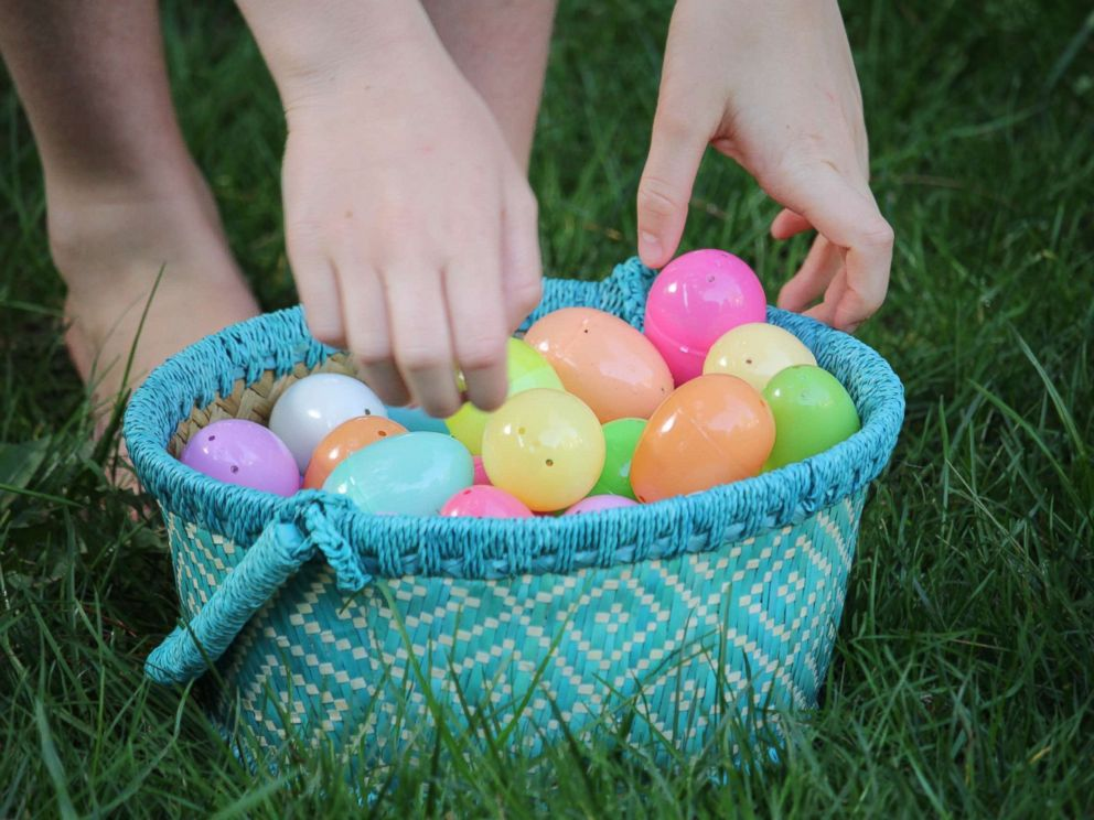 PHOTO: An Easter basket is pictured in an undated stock photo.