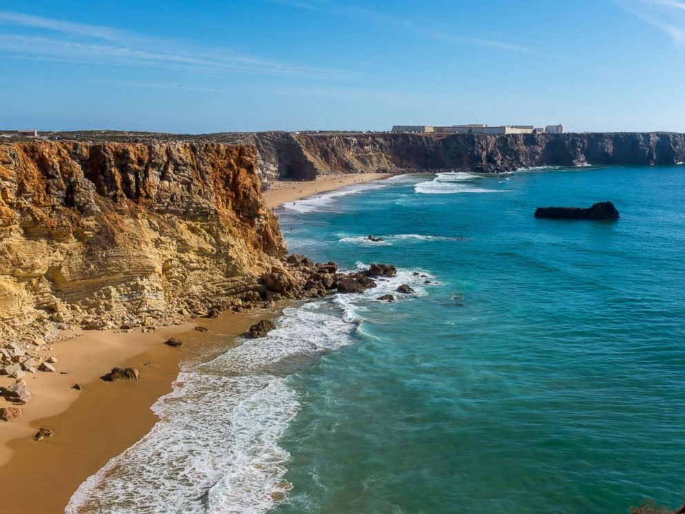 PHOTO: The Algarve, Portugal.