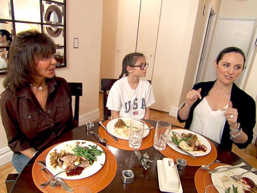 PHOTO: Bonnie Grant, Dana Grant and Ariana Grant tried three different versions of popular prepared meals for Thanksgiving.