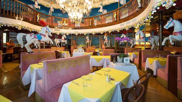 PHOTO: Hotel Negresco in Nice, France.