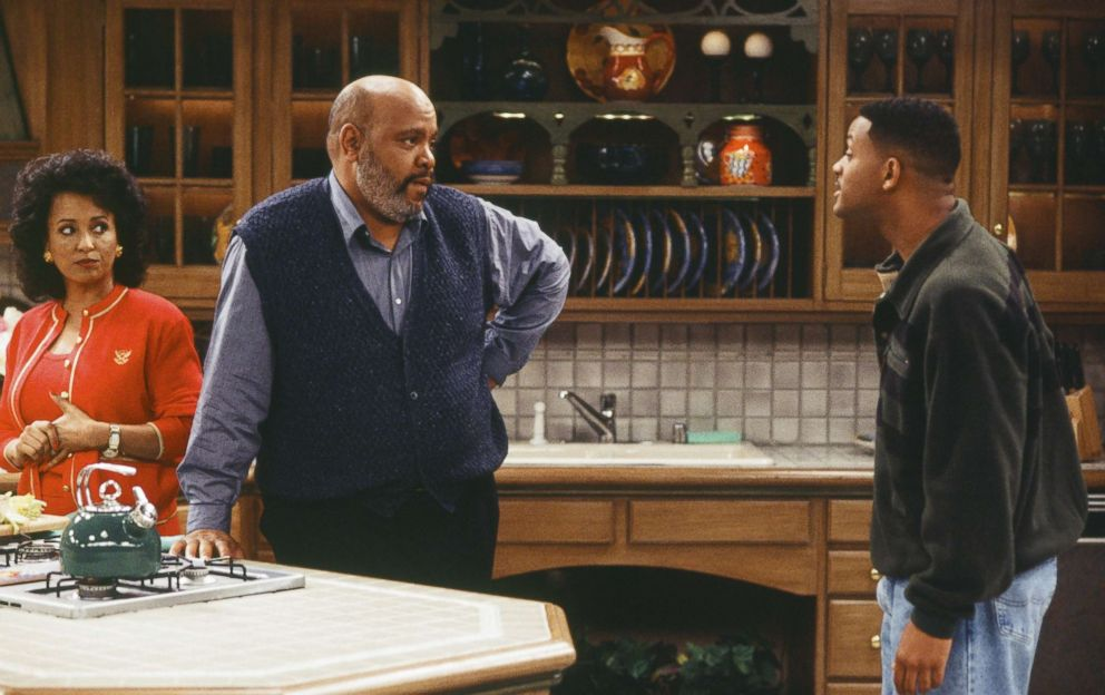 PHOTO: James Avery plays Phillip Banks in the tv show, Fresh Prince of Bel-Air.