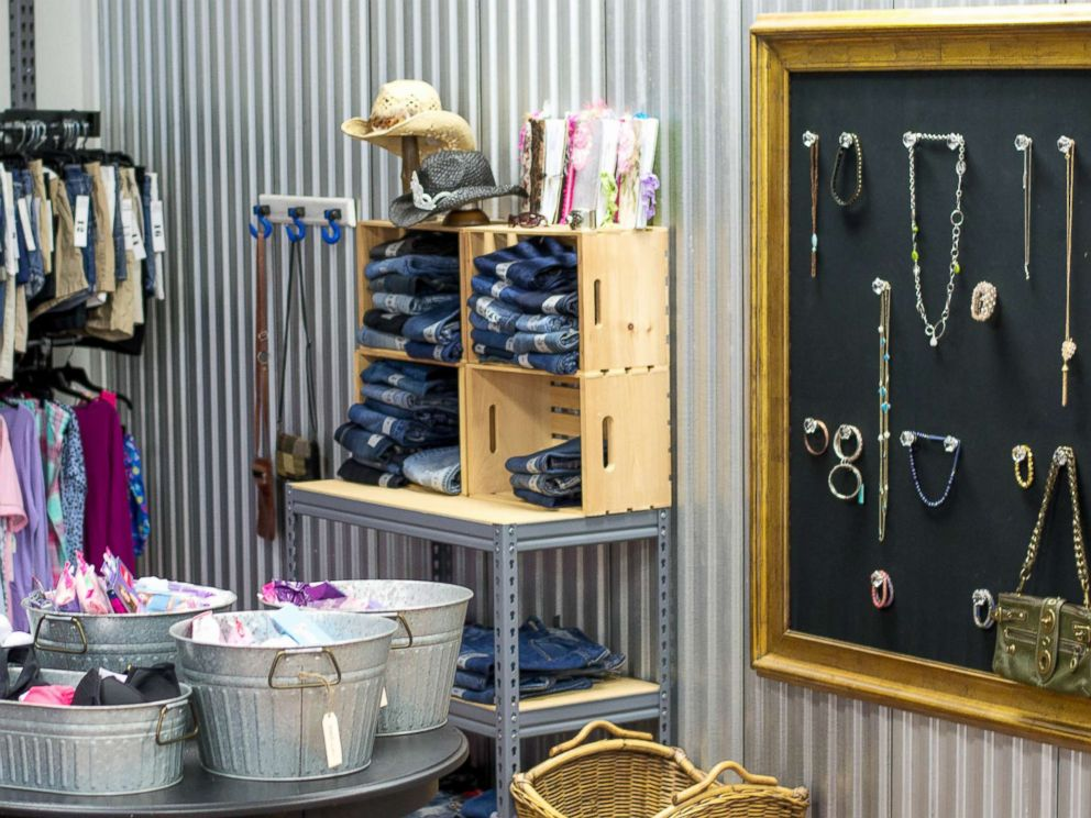 PHOTO: Clothes and accessories for girls are pictured at The Twig.