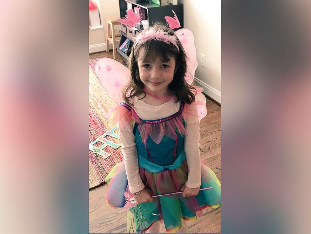 PHOTO: Amanda Hanig and Jordon Gillis 5-year-old daughter named Eliza.