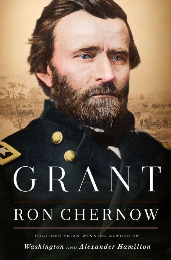 PHOTO: Grant by Ron Chernow.