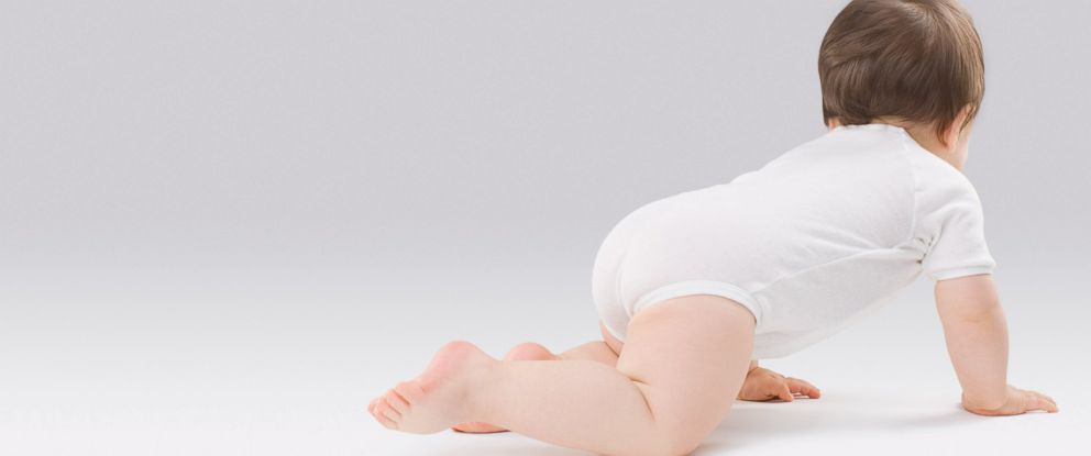 PHOTO: A baby is seen crawling in this undated file photo.