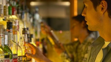 PHOTO: Bartenders sometimes swap good alcohol for cheaper booze or even water.
