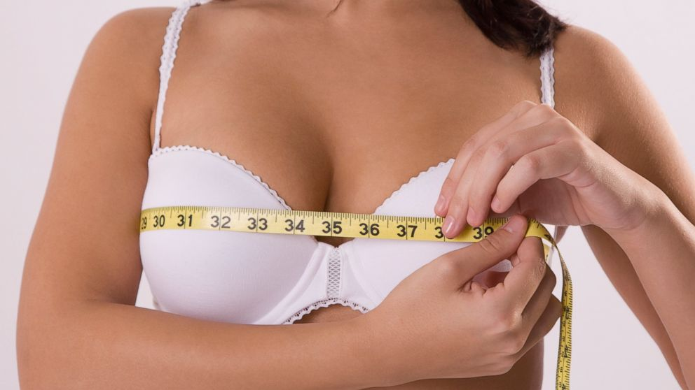 Breast augmentation size d