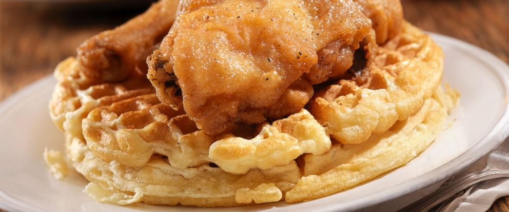 PHOTO: Chicken and waffles are one of Harlems most enduring food legacies.