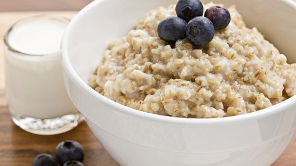 PHOTO: Oct. 29 is National Oatmeal Day