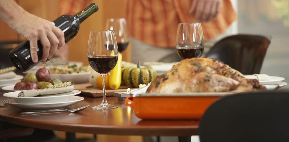 PHOTO: From bubbly Champagne to big-bodied reds, there are many organic and biodynamic wines to serve at holiday gatherings.