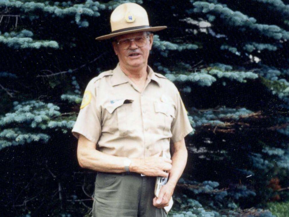PHOTO: Before World War II veteran Harvey Djerf retired, he was part of Minnesota state parks Naturalist Corps.