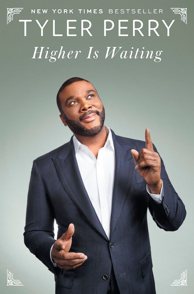 PHOTO: Higher is Waiting by Tyler Perry.