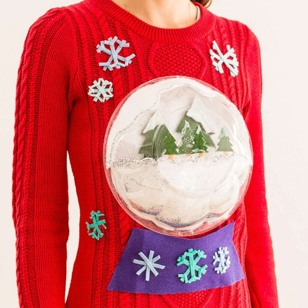 How to create the ultimate ugly holiday sweaters ABC News
