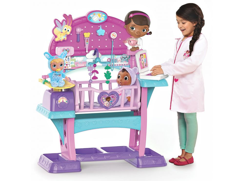 PHOTO: Disney Junior Doc McStuffins All-in-One Nursery