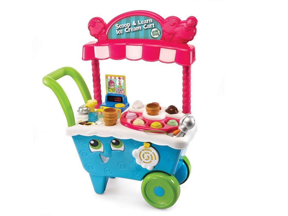 PHOTO: Scoop & Learn Ice Cream Cart