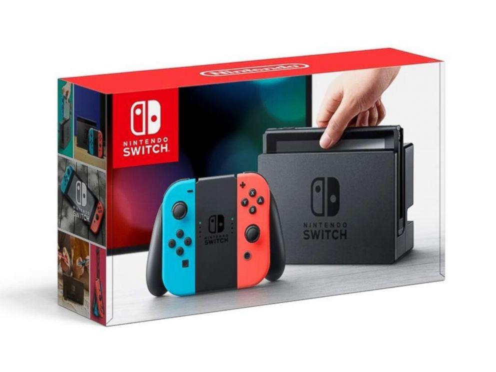 PHOTO: Nintendo Switch