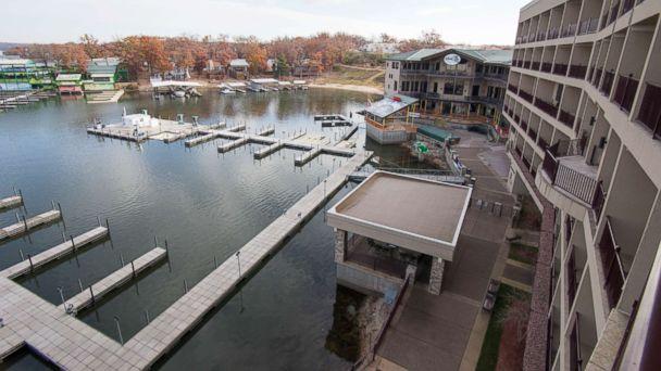 PHOTO: Camden on the Lake Resort, Spa, & Yacht Club.