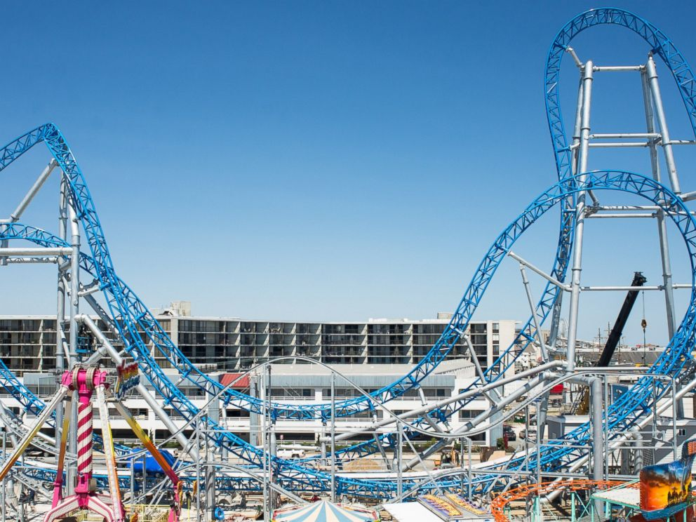 6 cool roller coasters to look forward to this summer - ABC News