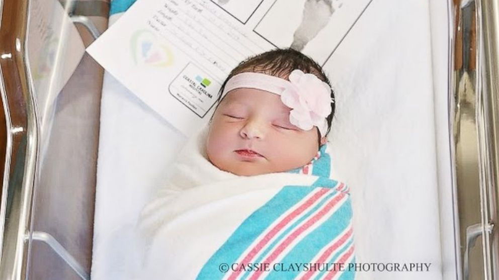 Baby Romeo and baby Juliet were delivered by the same doctor, 18 hours apart, at Coastal Carolina Hospital in Hardeeville, S.C.