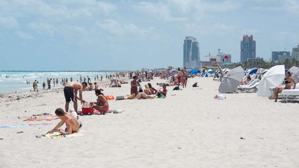 Photo South Beach Is One Of The 8 Most Crowded U S Beaches