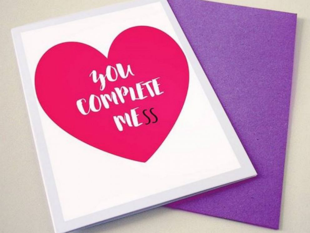 My Funny Valentine These Viral Valentine S Day Cards Will Make