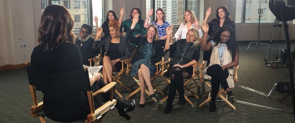 PHOTO: ABC News gathered 10 women from 10 different industries who opened up about being sexually harassed.