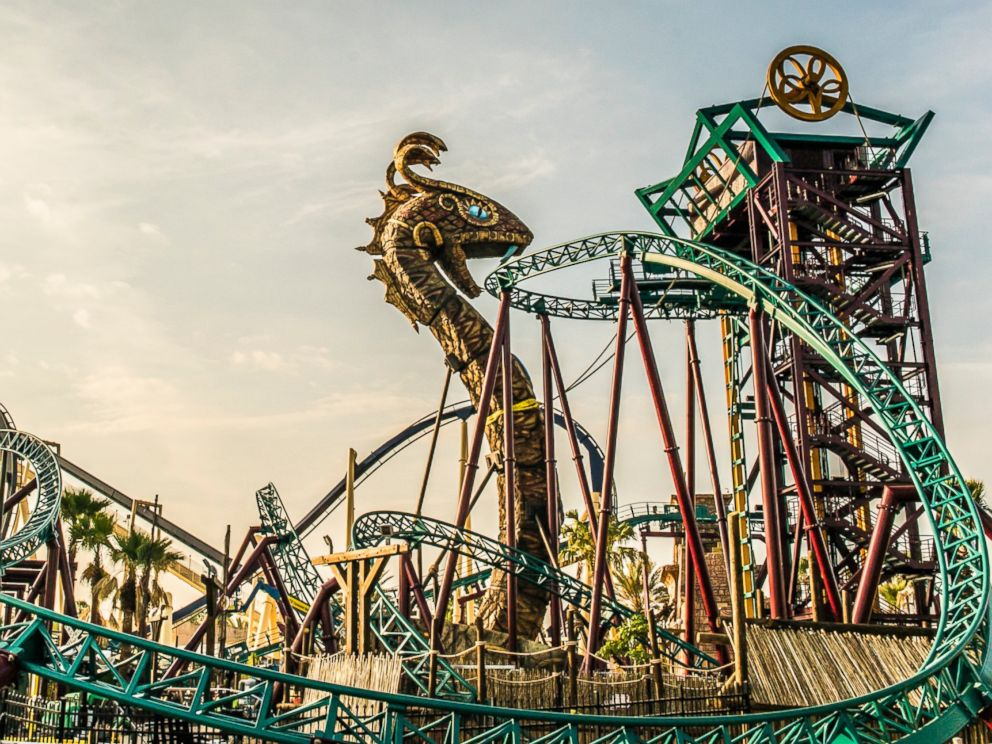 New roller coasters in the us to check out this summer abc news for Busch gardens tampa bay cobra s curse